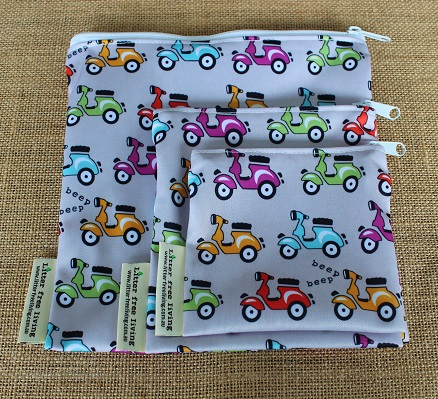 Little Vespa Bag set
