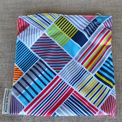 Stripes Sandwich Bag